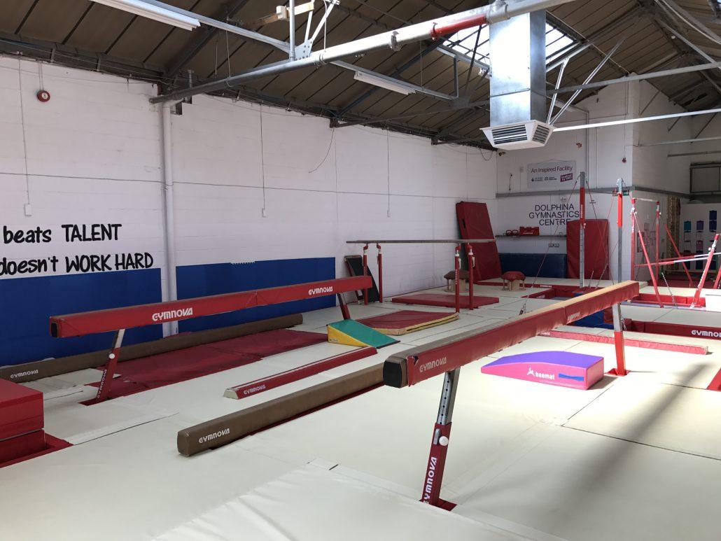 Dolphina Gymnastics Centre Watford